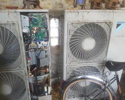 installation pompe à chaleur - St cecile les vignes 84290 - SARL Cyril Bruscolini