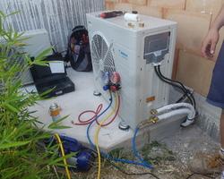 dépannage pompe à chaleur -Uchaux 84100 - SARL Cyril Bruscolini
